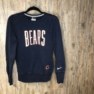 Nike Sweaters - NFL Chicago Bears long sleeve sweater Nike